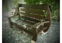 Скамейка под старину *Милана*