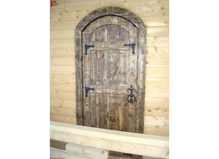 Дверь *Молчана*
